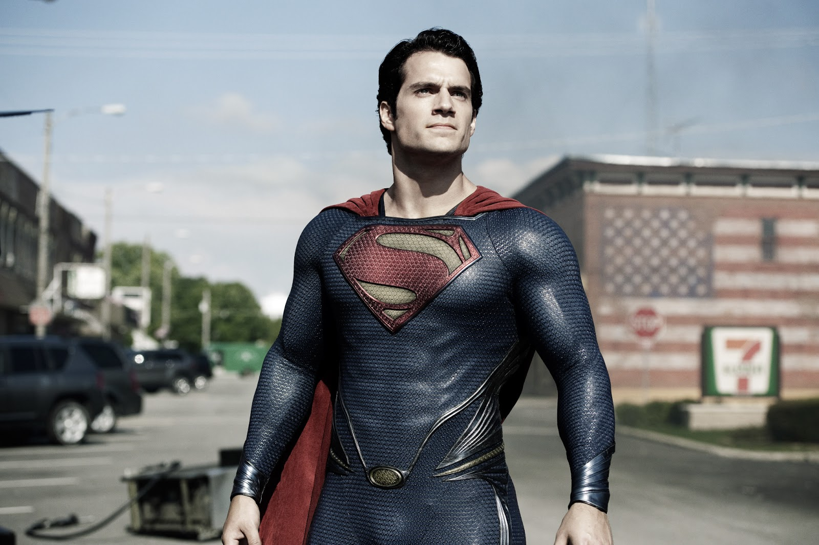 Man of Steel Superman Workout
