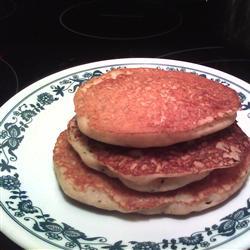 Dairy Gluten Free Pancakes