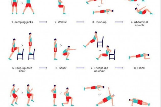 Beginner Program Archives - Workout Fu | Workout Routines for Men ...