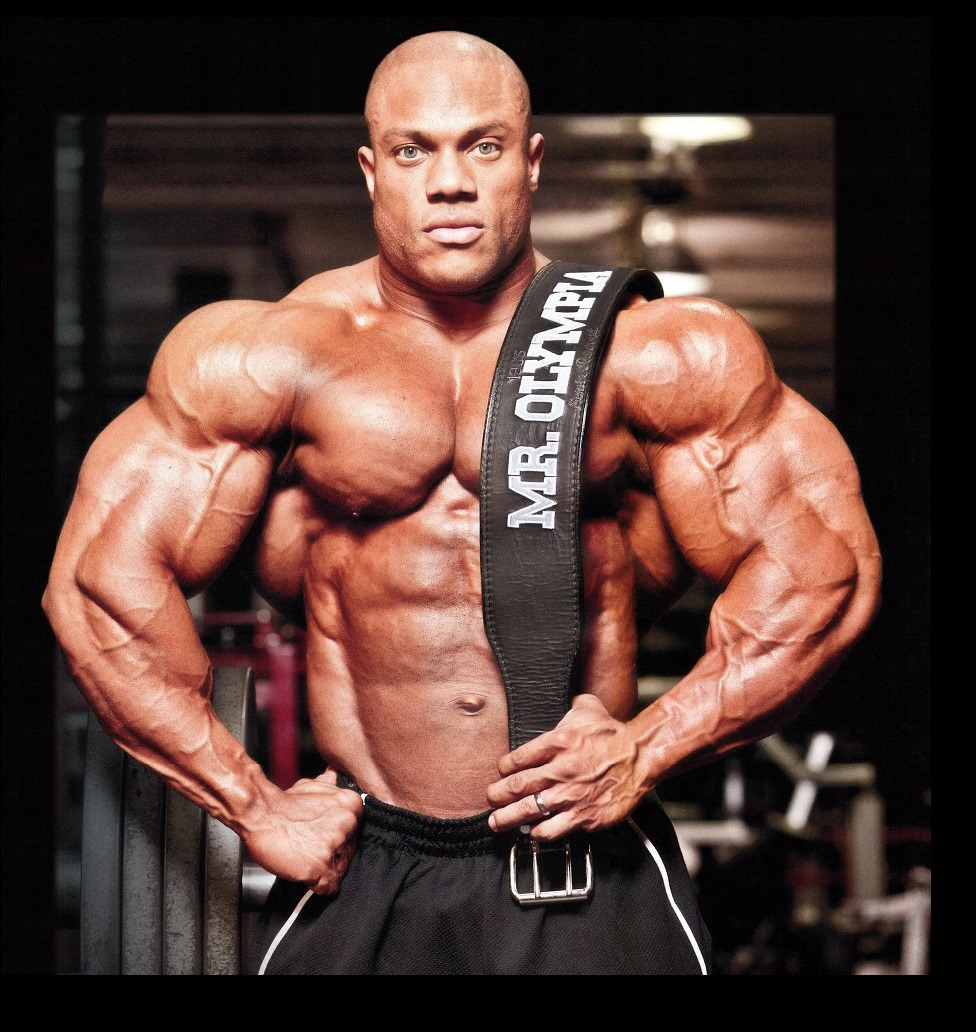 Phil Heath Mr Olympia Shoulder Workout