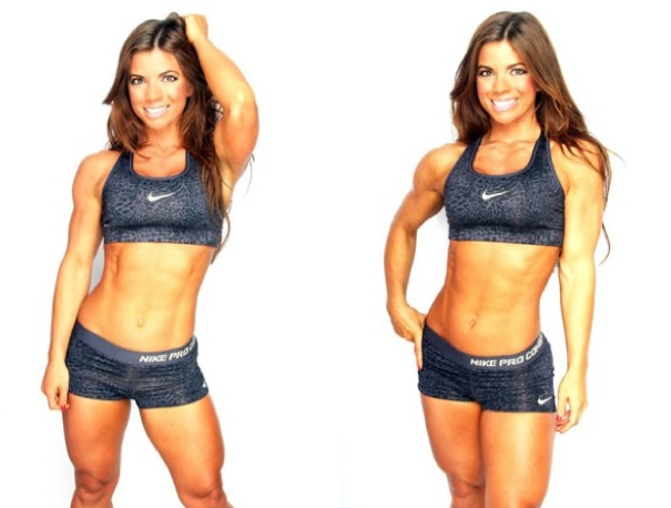 Jen Jewell Ab Workout