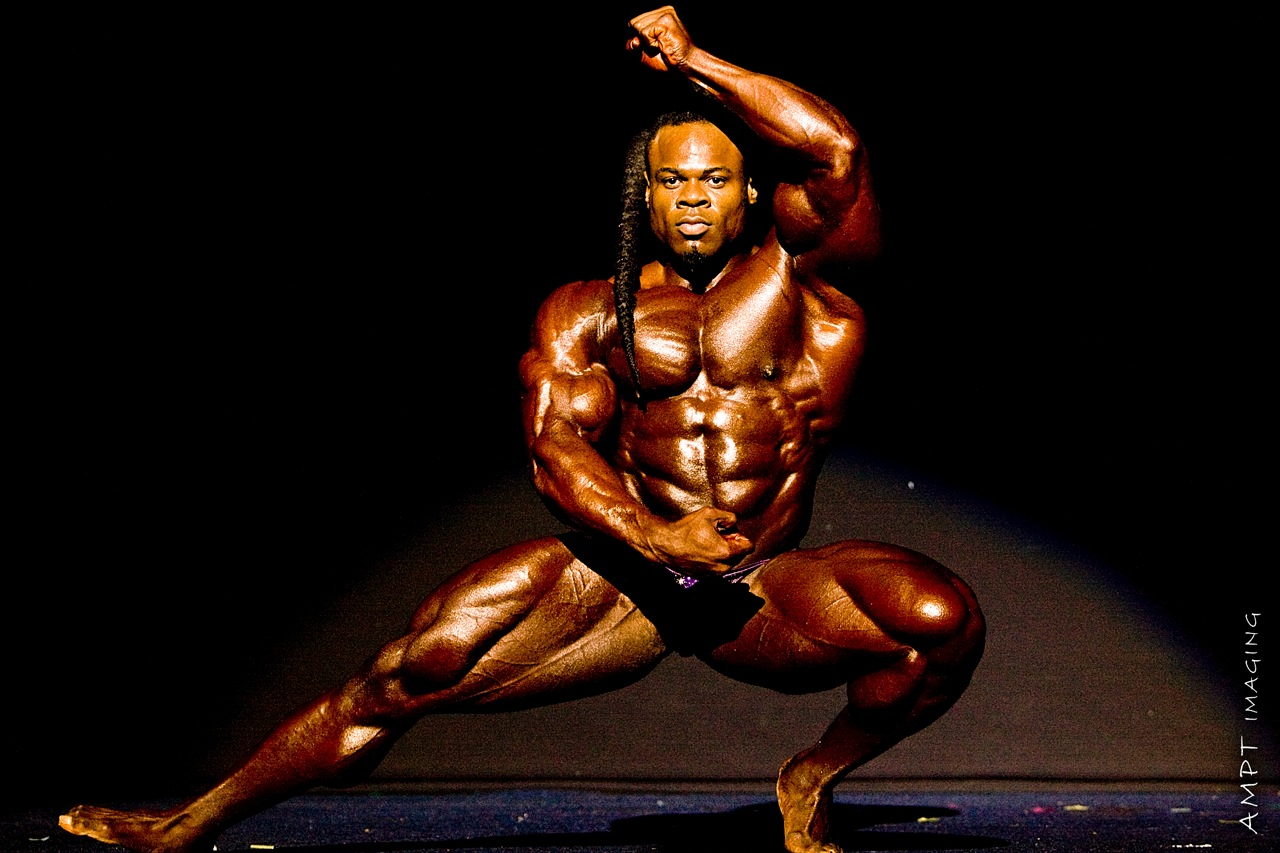 Kai Greene a Day in the Life