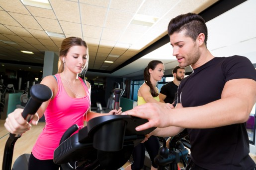 elliptical beginners workout