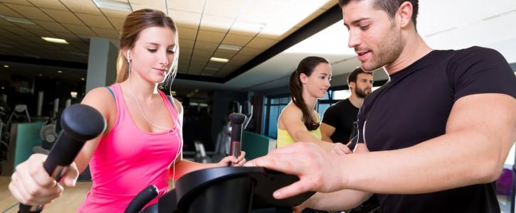 elliptical beginners workout