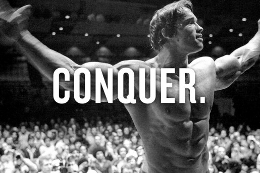 Arnold Conquer Workout