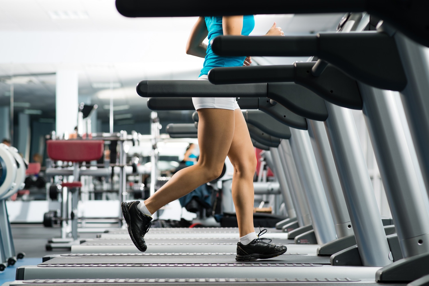 Belly Fat Blasting 20-Minute Treadmill Workout