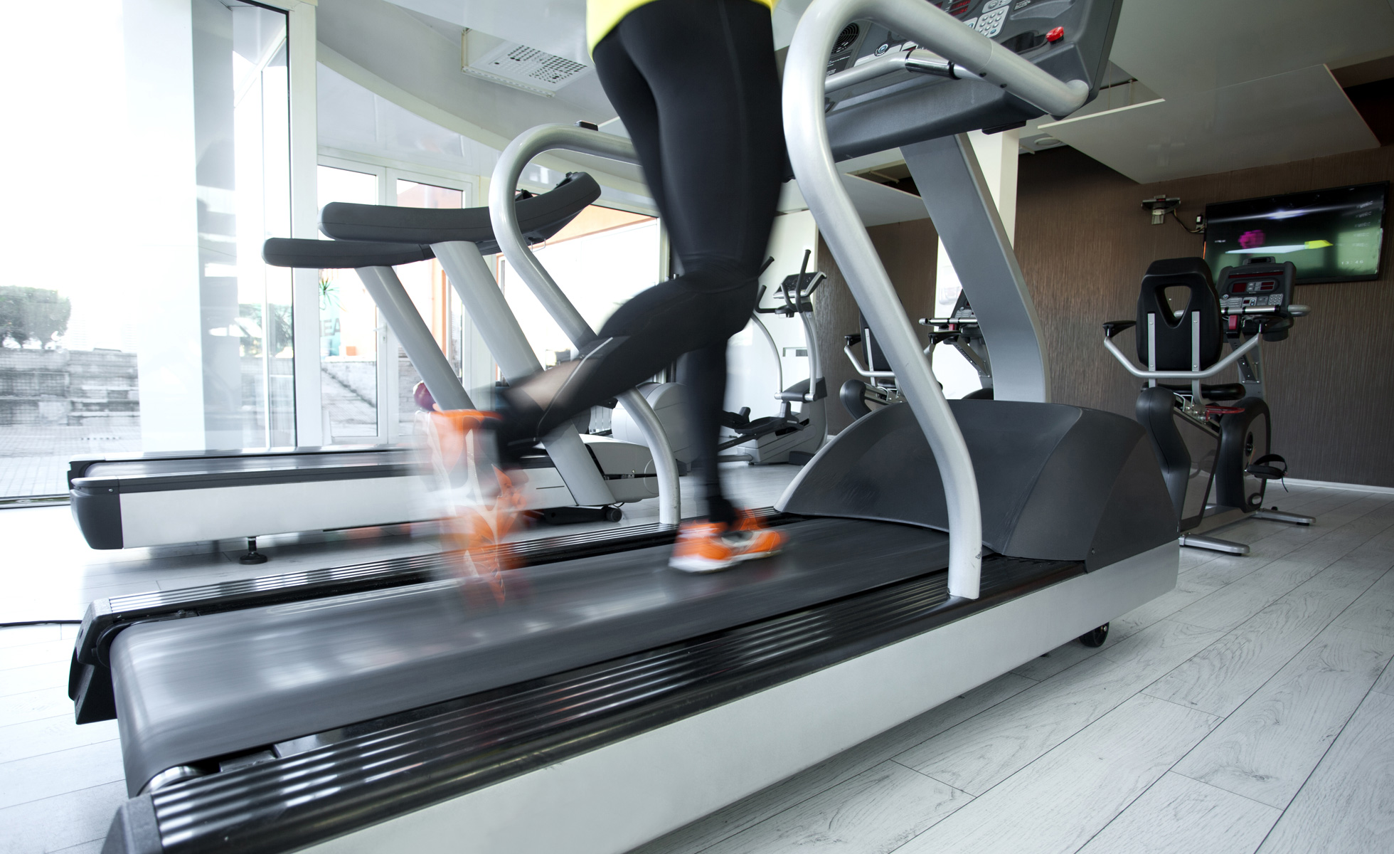 Burn 500 Calories on the Treadmill