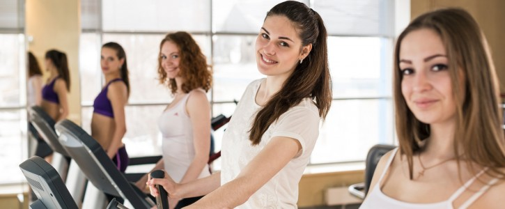 Calorie Burning Elliptical Workout
