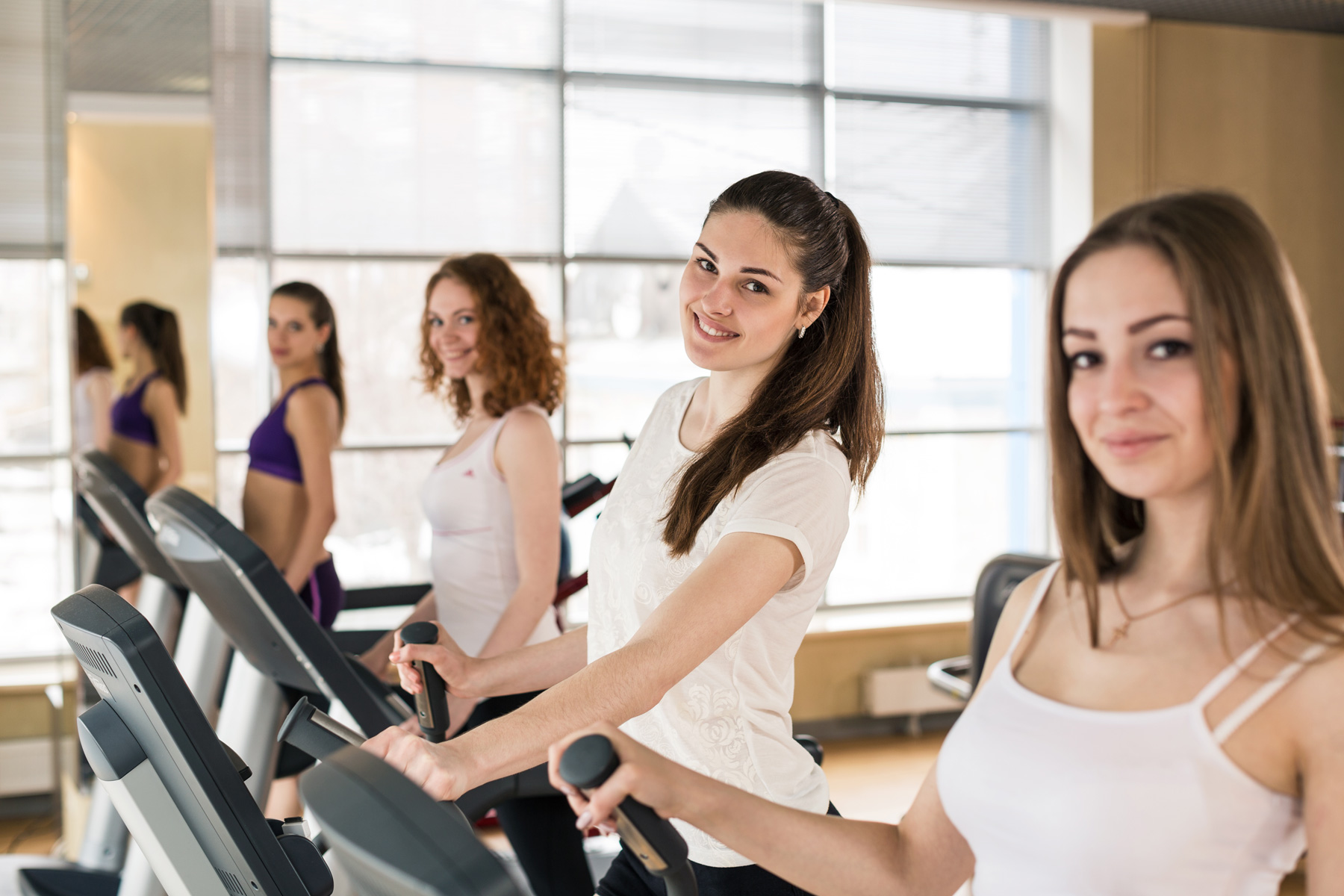 Calorie Burning Elliptical Workout