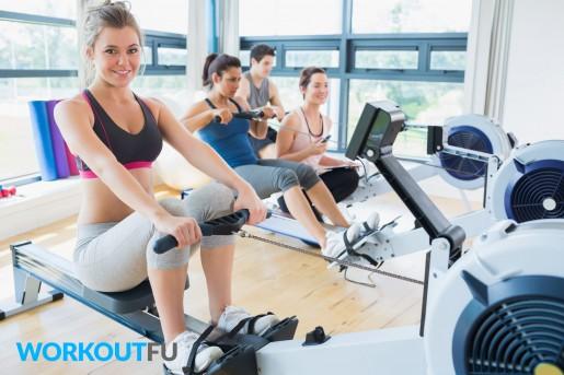 20 Min Killer Rowing Machine Workout