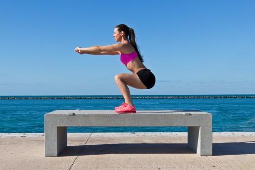 Squats Butt Workout