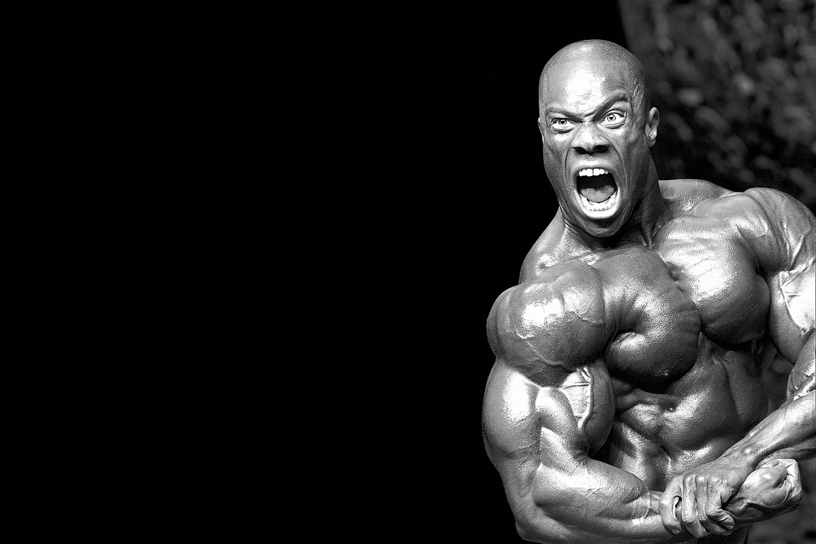 Phil Heath bodybuilding abs
