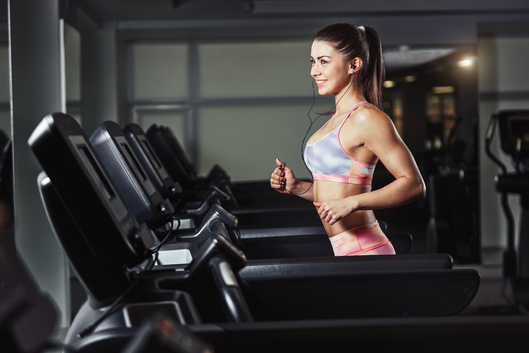 Treadmill Cardio To Melt Away The Fat Hiit Routine